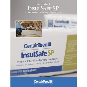 Insulsafe SP Premium Blow-in Fiberglass - Call For Price