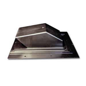 3540 Black Plastic Roof Cap