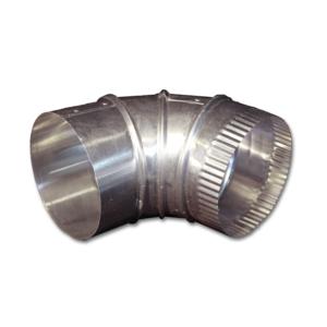 6 X 90 176 Aluminum Elbow