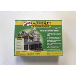 D lead lead paint test kit for Lead paint testing
