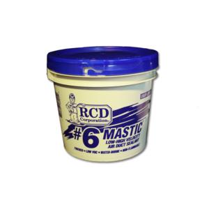 Rcd 6 Mastic 1 Gallon Pail