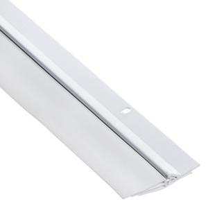 Triple Seal Door Sweep White