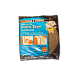 "FT109 - 02311 Closed Cell Foam Tape - 1/2"" x 3/4"" x 10"""