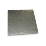 "MH204 - Galvanized Steel Sheet - 18"" x 18"" 26GA"