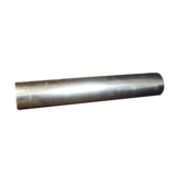 "DV207 - 4"" x 24"" 30 Gauge Galvinized Snap Pipe"