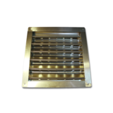 "VN304 - 100 Mill Gable Vent 14"" x 18"""